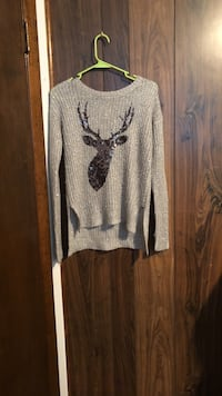 Bethany mota deer sweater size small  Blairstown, 07825