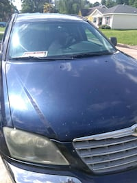 blue Chrysler Pacifica SUV Port Arthur, 77642