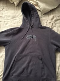 Stussy Sweater Medium Devon, T9G