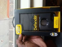 black and yellow Otterbox iPhone case Baltimore, 21225