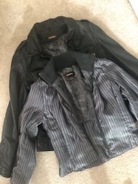 Danier Leather Jacket with Removable Lining
