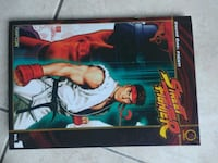 Street Fighter Round One Fight! Vol 1 FULL Colour Manga Comic Udon