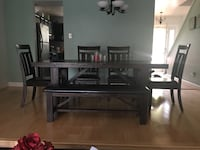 Wood dinning table  Ewing, 08618