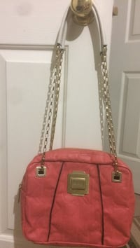 Calvin Klein leather bag only for $30 Calgary, T3J 4R1