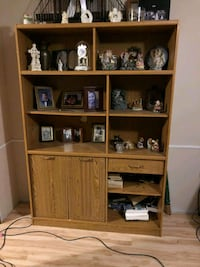 Matching Book case cabinets