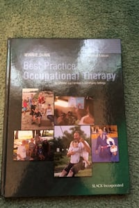 Best Practice Occuptional Therapy Textbook