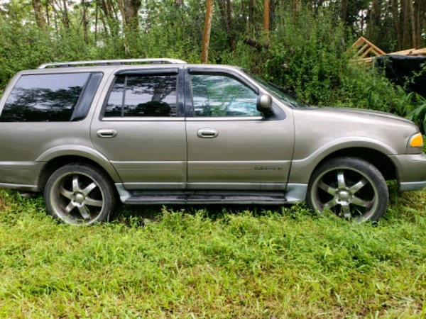 Used Lincoln - Navigator - 2001 for sale in Kailua-Kona - letgo