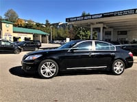 Team West Auto Group 2009 Hyundai Genesis 4.6L Local Low km Dealer serviced clean genesis Burnaby