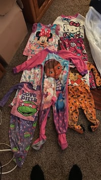 Toddler's assorted clothes Carmichael, 95608