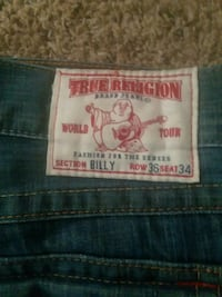 True Religion denim bottoms