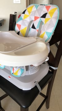 Spacesaver High Chair New York, 11224