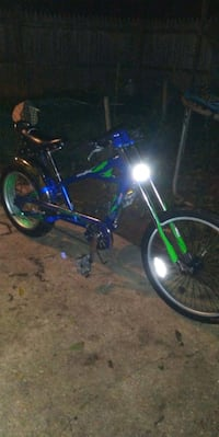 blue and green BMX bike Gaithersburg, 20877
