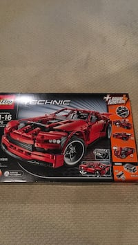 Never opened car LEGO Calgary, T3H 0R9