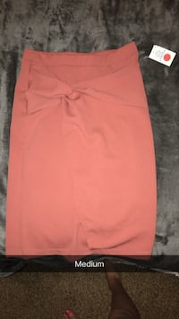 Women's size medium high wasted tight fitted skirt.  Hoover, 35226