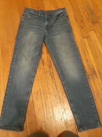 distressed blue-washed jeans Richmond, 23227