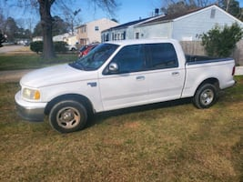2001 Ford F-150 XLT SUPERCREW