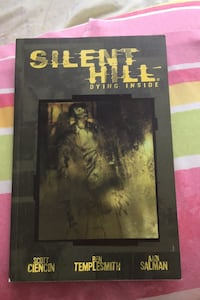 Silent Hill comic - dying inside
