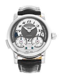 HOLIDAY GIFT!! Montblanc Nicolas Rieussec Watch NEW 539 km