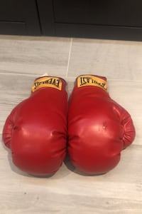 Adult boxing gloves  Toronto