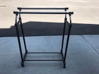 Adjustable Clothing rack  Calgary, T3R 0Z7