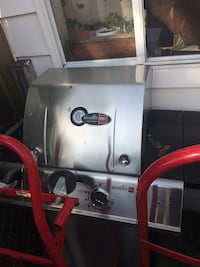 Silver char-broil gas grill Hagerstown, 21740