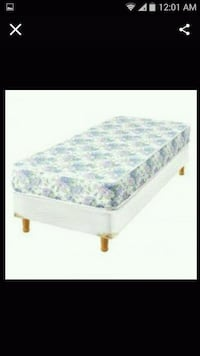 Colchon twin matress Los Angeles, 90002