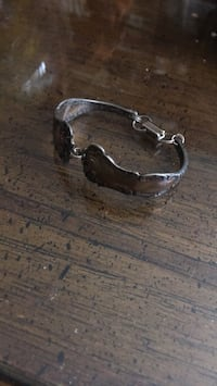 Antique silver clasp bracelet Los Angeles, 90024