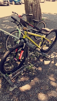 yellow and black hardtail mountain bike Ladner, V4K 3A2