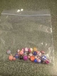 Belly rings 3 for $5 or 2$ each Spokane Valley, 99212