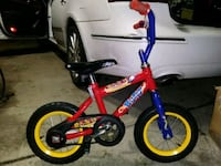 toddler's red and blue bicycle Nashville, 37221