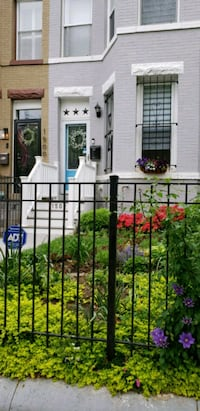 3 br rowhouse in DC Washington