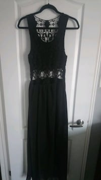Size M black dress Vaughan, L4H 1L2