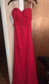 Red prom dress  North Little Rock, 72118