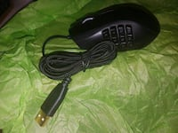 Razer Gaming Mouse, 12 programmable buttons, RGB