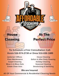 House cleaning  West Hempstead, 11552