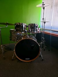 PDP drum kit everything included.