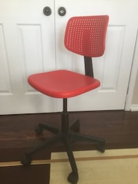 IKEA Red Retractable Chair  Mississauga, L5V 2J6
