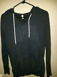 black and white under armour pullover hoodie Ottawa, K2L 2E9