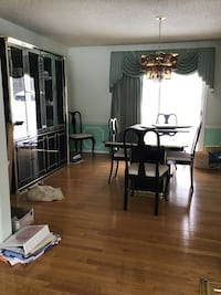 Custom Dining Room Set From Italy selling to settle  Estate Forest Hill, 21050