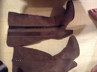 Size 10 brown boots 719 km