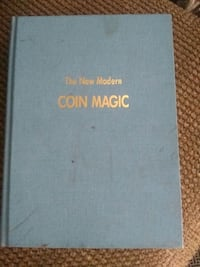 Magic Book by JB BoBo collection 1st book Ames, 50036