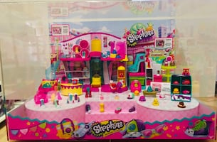Shopkins store display!! One of a kind!!