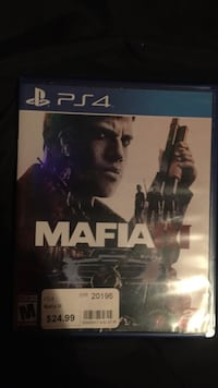 Mafia iii and the order ps4 games