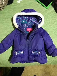 Purple Toddler winter jacket Bethlehem, 18017