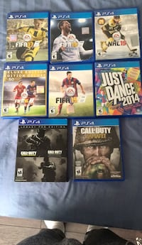 Negotiable all games work just fine looking to get rid of Toronto, M6B 2N7