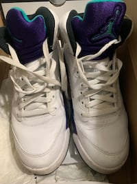 Jordan 5 grape Gaithersburg, 20879