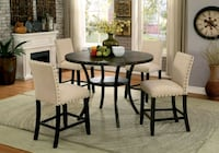 5 PCS COUNTER HT. TABLE SET (BRAND NEW) Perris, 92571