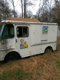 1967 Osman Step Van turn into ice cream truck
