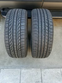 215 45 18 Used Tires ex condition  Brentwood, 11717
