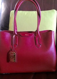 Ralph Lauren Tate City Shopper Women's Handbag Arlington, 22202
